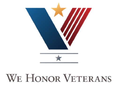 Unity Care Hospice is Recognized as a We Honor Veterans Partner