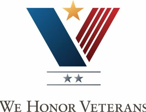 Unity Care Hospice is now a We Honor Veterans Partner Level Two!