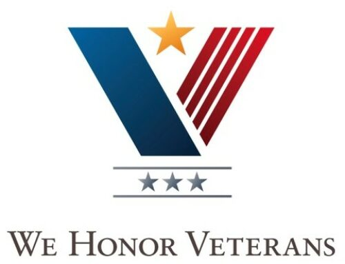 Unity Care Hospice is now a We Honor Veterans Partner Level Three!