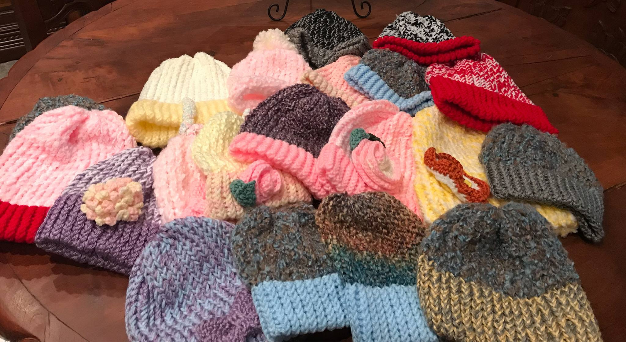 Arizona Oncology Knitted Hat Drive